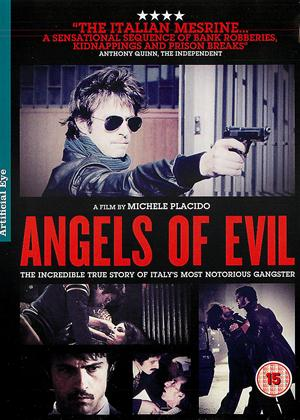 Rent Angels of Evil (aka Vallanzasca - Gli Angeli Del Male) Online DVD Rental