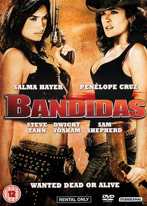 Rent Bandidas Online DVD Rental