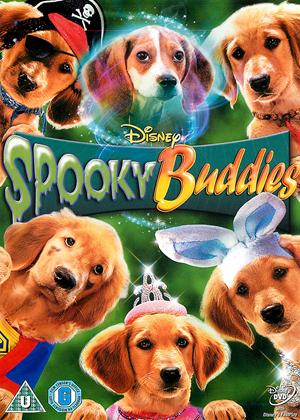 Spooky Buddies: The Curse of The Howloween Hound Online DVD Rental