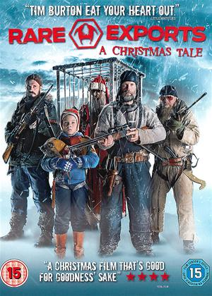 Rent Rare Exports: A Christmas Tale (aka Rare Exports) Online DVD Rental