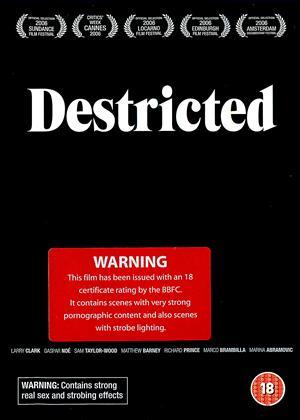 Destricted Online DVD Rental