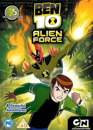 Rent Ben 10: Alien Force: Vol.5 Online DVD Rental