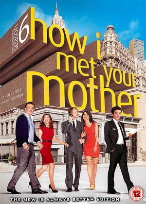 How I Met Your Mother: Series 6 Online DVD Rental