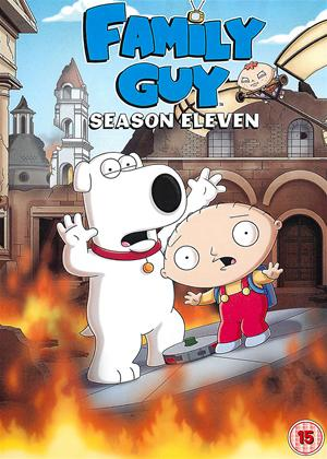 Family Guy: Series 11 Online DVD Rental