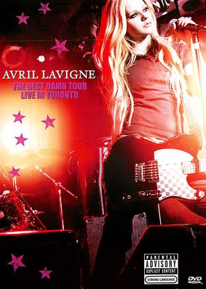 Avril Lavigne: The Best Damn Tour Online DVD Rental