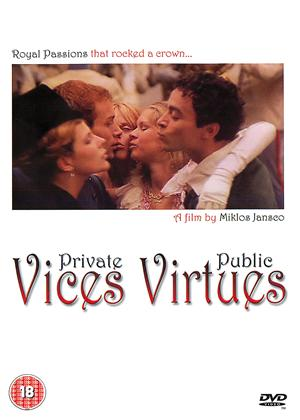 Private Vices Public Virtues Online DVD Rental