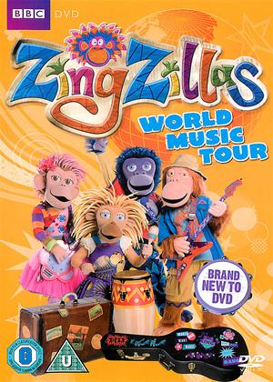 Rent Zingzillas World Music Tour Online DVD Rental