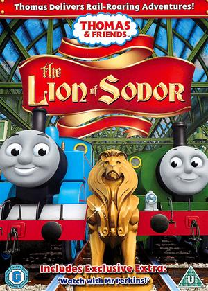 Rent Thomas and Friends: The Lion of Sodor Online DVD Rental