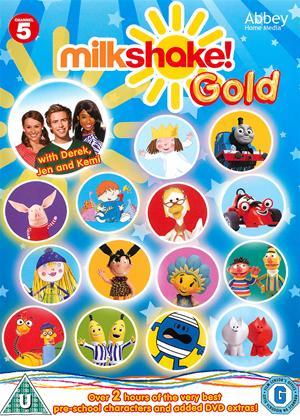 Milkshake Gold Online DVD Rental