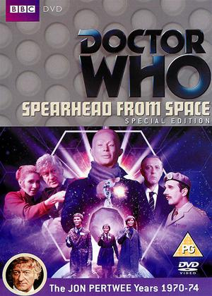 Rent Doctor Who: Spearhead from Space Online DVD Rental