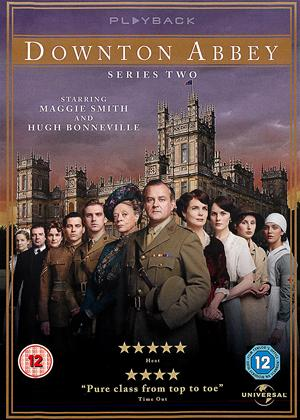Downton Abbey: Series 2 Online DVD Rental