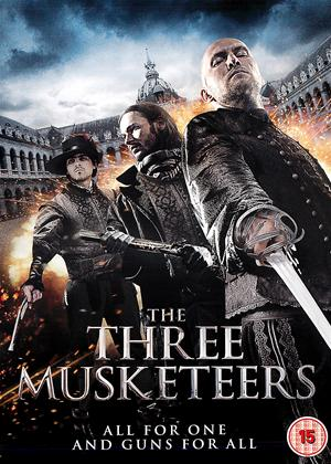 Rent The Three Musketeers Online DVD Rental