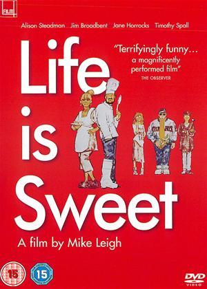 Life is Sweet Online DVD Rental