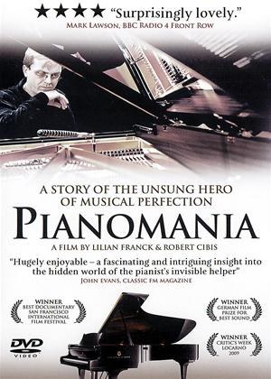 Pianomania Online DVD Rental