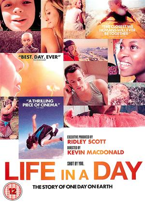 Rent Life in a Day Online DVD Rental