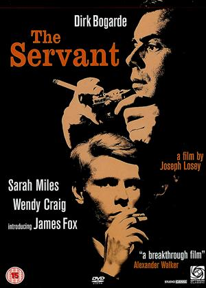 Rent The Servant Online DVD Rental