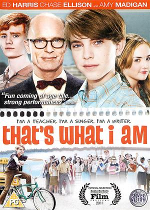 That's What I Am Online DVD Rental