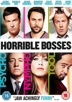 Horrible Bosses Online DVD Rental