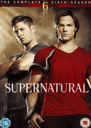 Supernatural: Series 6 Online DVD Rental