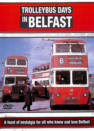 Trolleybus Days in Belfast Online DVD Rental