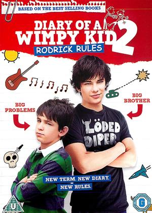 Diary of a Wimpy Kid 2: Rodrick Rules Online DVD Rental