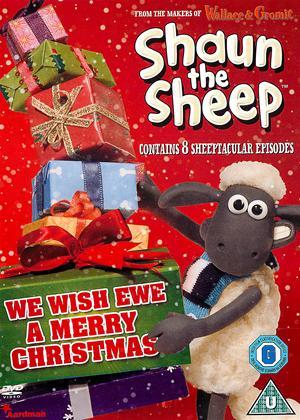 Shaun the Sheep: We Wish Ewe a Merry Christmas Online DVD Rental