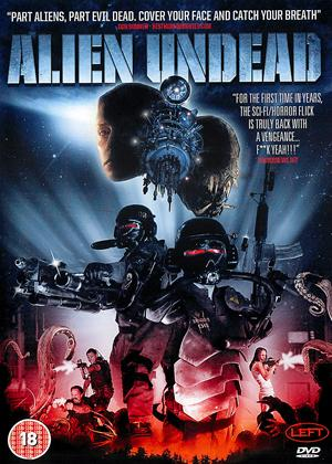 Rent Alien Undead Online DVD Rental
