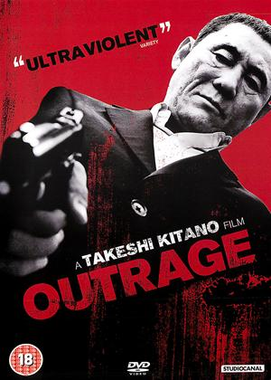 Outrage Online DVD Rental