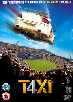 Rent Taxi 4 Online DVD Rental