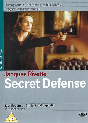 Secret Defense Online DVD Rental