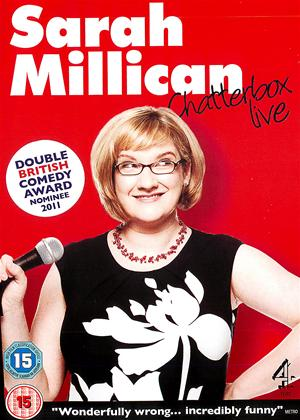 Sarah Millican: Chatterbox Live Online DVD Rental
