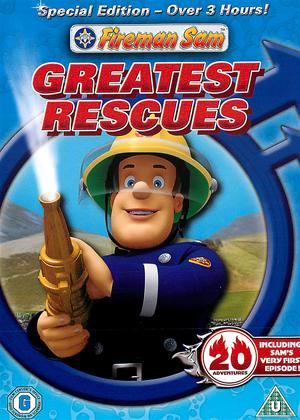 Fireman Sam: Greatest Rescues Online DVD Rental