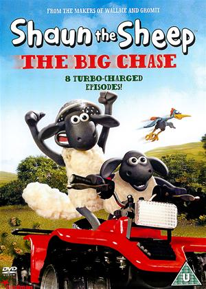 Shaun The Sheep: The Big Chase Online DVD Rental