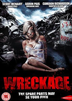 Wreckage Online DVD Rental
