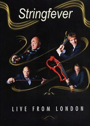 Stringfever: Live from London Online DVD Rental