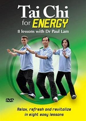 Tai Chi for Energy: 8 Lessons with Doctor Paul Lam Online DVD Rental