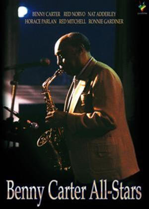 Benny Carter: All-stars Online DVD Rental