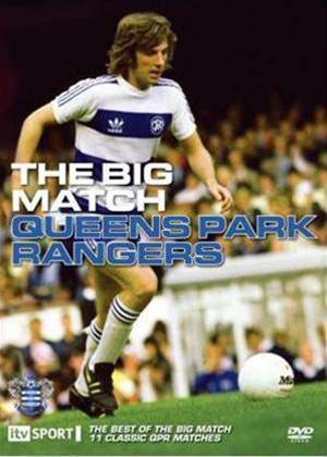 Queens Park Rangers FC: Big Match Online DVD Rental