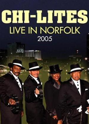 The Chi-Lites: Live in Norfolk 2005 Online DVD Rental