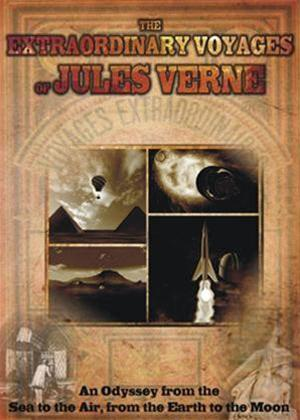 Rent The Extraordinary Voyages of Jules Verne Online DVD Rental