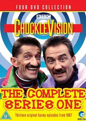 Rent ChuckleVision: Series 1 Online DVD Rental