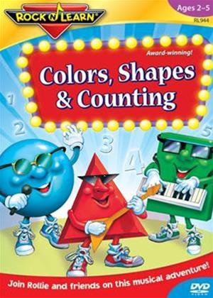 Rock N Learn: Colors, Shapes and Counting Online DVD Rental