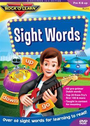 Rock N Learn: Sight Words Online DVD Rental