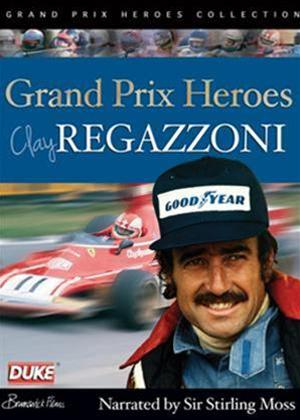 Clay Regazzoni: Grand Prix Hero Online DVD Rental
