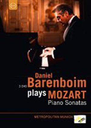 Rent Daniel Barenboim Plays Mozart Piano Sonatas Online DVD Rental