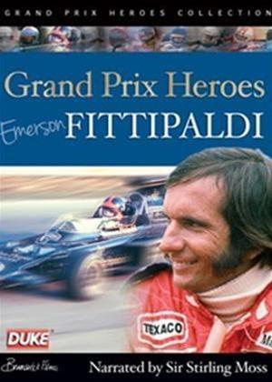 Rent Emerson Fittipaldi: Grand Prix Hero Online DVD Rental