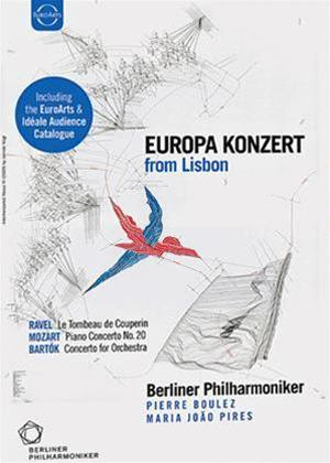 Europa Konzert 2003 Online DVD Rental