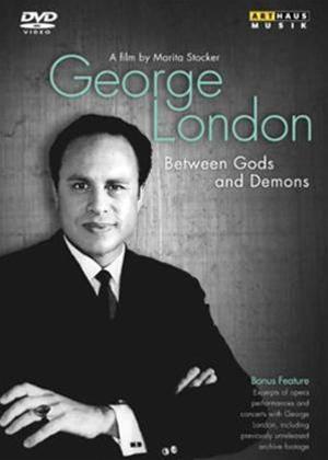 Rent George London: Between Gods and Demons Online DVD Rental