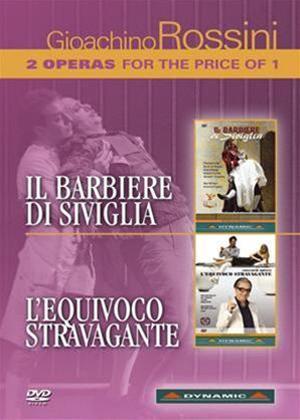 Rent Il Barbiere Di Siviglia/L'equivoco Stravagante Online DVD Rental