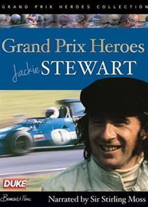 Rent Jackie Stewart: Grand Prix Hero Online DVD Rental